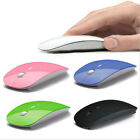 1600DPI Super Slim USB Wireless Optical Mouse Windows 7/8/10 Android Mac Laptop