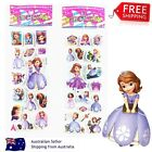 Sofia Princess Sophia kid 3D sticker gift lolly filler birthday party loot bag