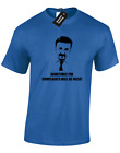 DAVID BRENT - SOMETIMES THE COMPLAINTS MENS T SHIRT FUNNY PRINTED DESIGN RETRO