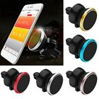 Universal Magnetic Car Air Vent Holder Stand Mount For Mobile Cell Phone GPS SV~