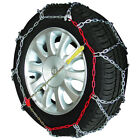 "Sumex Husky Winter Professional 16mm 4WD Snow Chains for 16"" Car Wheel Tyres x 2"