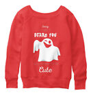 Bestseller Cute Halloween Costume BELLA+CANVAS Womens Slouchy Sweatshirt