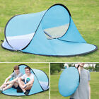Pop-up Portable Beach Tent Shelter Sun UV Shade Pop Up Canopy Fishing Camping