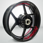 EXP Motorcycle Inner Rim Tape Sticker Decal SDINPWP-US Triumph Speed Triple R $49.25 USD
