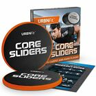 URBNFit Core Sliders - Ultimate Core Exercise Disc That Strengthen And Tones