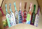 Personalized Bookmarks w/ Your Name - Pick Your Theme - Great for Gifts!