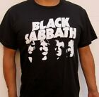 NEW!! BLACK SABBATH PUNK ROCK T SHIRT MEN'S SIZES image
