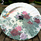 Chinese Classic Oil Paper Umbrella Flower Parasol Photo Dance Cosplay Party Prop