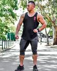 Men Shorts Bodybuilding Training Jogger Running Pants Workout Fitness Sweatpants