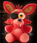 FNAF Five Nights At Freddy&#039;s Sanshee Plushie Toy 7&quot; Plush Bear Foxy Kid Gift Toy <br/> 1600+ Sold! Ship from NY! Brand New with Tags!6 Styles!