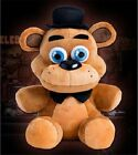 "FNAF Five Nights At Freddy's Sanshee Plushie Toy 7"" Plush Bear Foxy Kid Gift Toy"