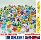 Children Kids 6 12 24pcs Mixed Pokemon Figures Monster Mini Action Toys Gift