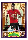 Match Attax 2017/18 17/18 100 CLUB LIMITED EDITION Card 2018