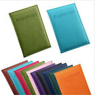 Dedicated Nice Travel Passport ID Card Cover Holder Case Protector Organizer POP