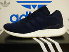 NEW AUTHENTIC ADIDAS Busenitz PureBOOST Primeknit Shoes - Navy; BY4092