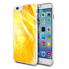 For Various Phones Design Hard Back Case Cover Skin - Yellow Lady