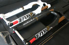 """Fox 26"""" Float 32 FIT CTD 100MM, KASHIMA,15QLC through axle Tapered Steerer Tube"""