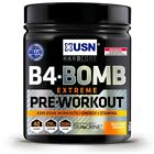USN B4 Bomb 300g Extreme Pre Workout Pump All Flavours *Free P&P*