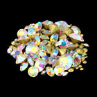SS3-SS38 Point back Rhinestones Pointback Crystal Stones Glass Strass Chatons