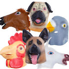 Full Head Overhead Animal Cosplay Masquerade Fancy Dress Up Carnival Mask