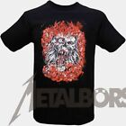 "Bloodbath "" Wretched Human Mirror "" T-Shirt with Back Print 105141#"