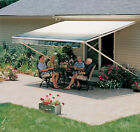 SunSetter Manual Retractable Awning, 16x9 ft. 900XT Model, Outdoor Deck & Patio