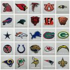 New NFL National Football League Team Logo Patch Embroidered Iron on Sew Badge $2.69 USD on eBay