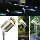 LED outdoor plug-in lights RGB remote control garden dimmer floor lamps mobile
