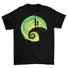Nightmare Before Christmas Portal T-Shirt Unisex Adult Sizes New image