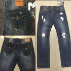 True Religion Men's Geno Straight Jeans With Flap  All Sizes New Style 2018