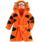Toddler Baby Kids Cosplay Pajamas Hooded Kigurumi Animal Romper Bathrobe Costume