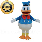 Donald Duck Mascot Costume - Donald Duck Costume - Mickey Mouse Clubhouse Mascot