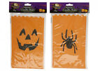 Halloween Candle Bags 3 Pack - Spider or Pumpkin Design