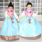 Girl Hanbok 5002 Korean traditional clothes Korea Women suit Dress Wedding Baby