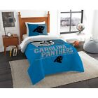 Carolina Panthers NFL Bedding Set Twin Full/Queen or King Comforter Shams NEW