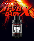 AUTHENTIC SMOK TFV8 X-BABY TOP FLOW  TANK ALL NEW  **IN STOCK** 2ML TPD