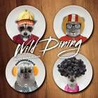 Wild Dining Baby Animal Plates 18cm Ceramic High Quality Baby Toddler Small NEW