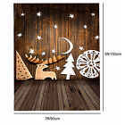 Background Material - US Christmas Decor Xmas Photography Background Studio Photo Props Backdrop Party