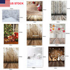 US Christmas Decor Xmas Photography Background Studio Photo Props Backdrop Party