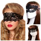 Halloween Mask Black Lace Gothic Party Evening Prom Masquerade