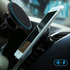 Qi Wireless Car Charger Magnetic Air Vent Mount Holder For Samsung Galaxy S8 S9+