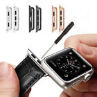 For Apple Watch Band Adapter Kits Watchband Strap Connection + Tool 42mm 3color