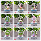 5cm Crystal ball Pokemon Pokeball 3D LED Night light Bedroom Lamp Child Gift Toy
