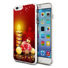 For Various Phones Design Hard Back Case Cover Skin - Christmas Xmas 04