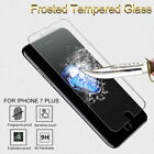 For iPhone 6 6S 7 Plus Matte Real Frosted Tempered Glass Film Screen Protector