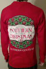 Southern Couture - Have Yourself a Southern Little Christmas Long Sleeve Shirt S