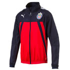 PUMA Men's Chivas Stadium Vent Thermo-R Jacket Blue 752227 05