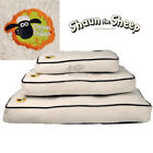 Shaun the Sheep Dog | Puppy Bed Curly soft plush cover with warm fleece filling