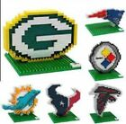 NFL Team Logo BRXLZ 3-D Puzzle -Select- Team Below on eBay