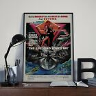 James Bond 007 The Spy Who Loved Me Movie Film Poster Print Picture A3 A4 £7.9 GBP on eBay